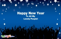 Happy New Year Greetings 2021