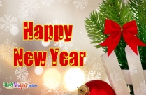 May This New Year