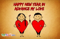 Happy New Year In Advance