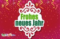 Happy New Year In Deutsche