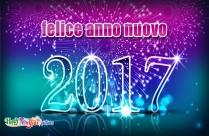 Happy New Year In Italian Language