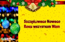 Happy New Year In Polish