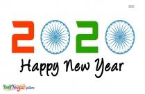 Happy New Year India
