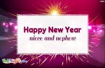 Happy New Year Wishes To My Niece
