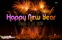 Happy New Year Night Wishes
