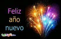 Happy New Year Spanish