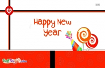 Happy New Year Facebook Status Images