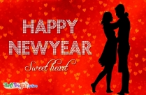Happy New Year Sweetheart