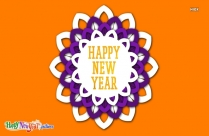 Simple Happy New Year Quotes, Wishes, Images