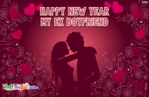 Happy New Year To My Ex