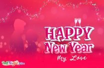 Happy New Year Dear Image