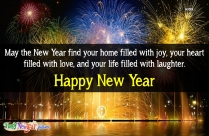 Delightful Happy New Year Wishes In Urdu