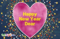 Happy New Year Wishes To Loved Ones