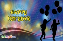 Happy New Year My Dear Friends