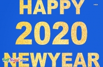 Today Is The 1st Day. Happy New Year 2020