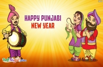 Happy Punjabi New Year