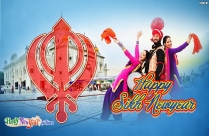 Happy Sikh New Year Wishes