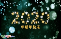 Joyous Happy New Year