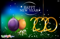 Hearty Happy New Year Friends