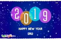 New Year Image for Dad