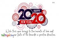 Lovely Happy New Year