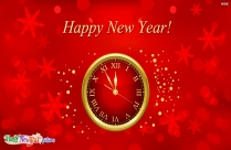 Hearty Happy New Year