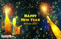 Happy New Year Arabic