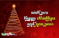 Wish You Happy Christmas