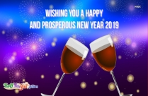 Wishing You A Happy And Prosperous New Year Image
