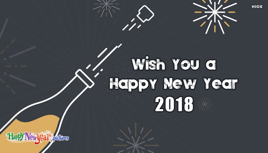 Wish You A Happy New Year - Happy New Year Images for Wallpaper
