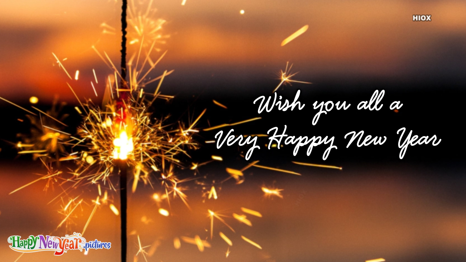 Wish You All A Very Happy New Year