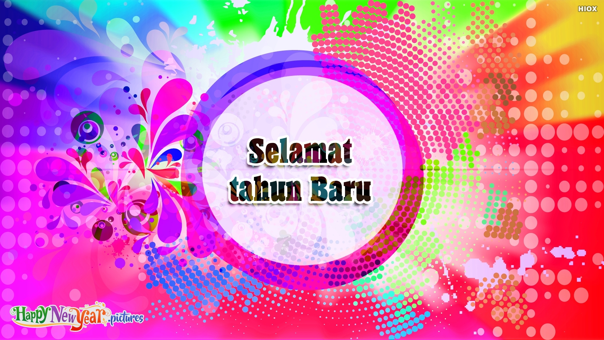 Advance Happy New Year Wishes In Malay