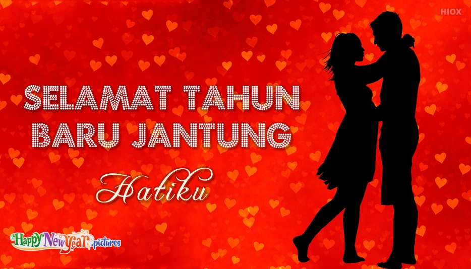 Selamat Tahun Baru Kekasih