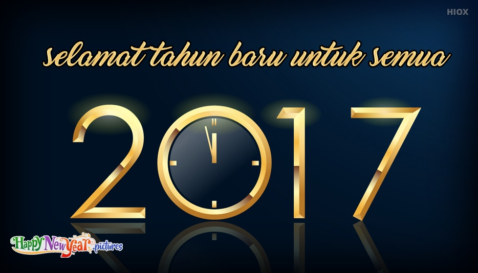 selamat tahun baru untuk semua