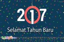 Gambar Selamat Tahun Baru 2017