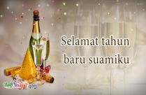 Selamat Tahun Baru Suamiku