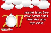 Selamat Tahun Baru Untuk Semua Orang