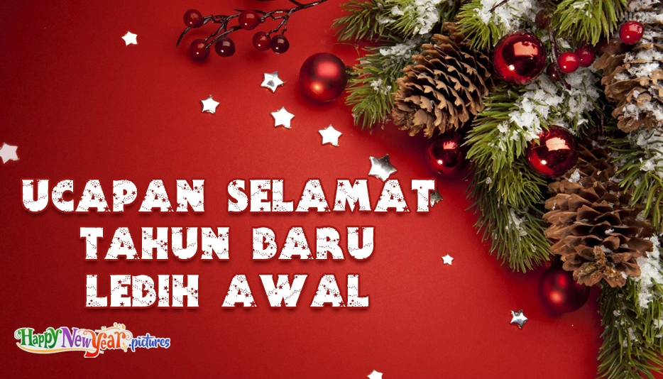 Selamat Tahun Baru Muka