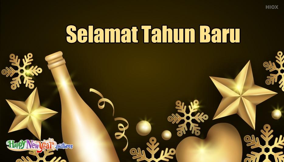 Selamat Tahun Baru Teman