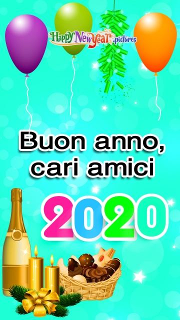 Buon Anno, Cari Amici