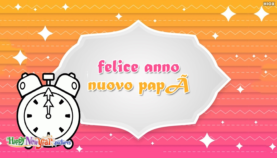 Happy New Year Papa Images