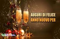 Auguri Di Felice Anno Nuovo Per Il Fidanzato