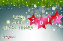 Buon Anno Nuovo Tesoro