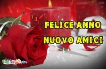 Felice Anno Nuovo Amici