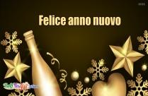 Sfondo Felice Anno Nuovo