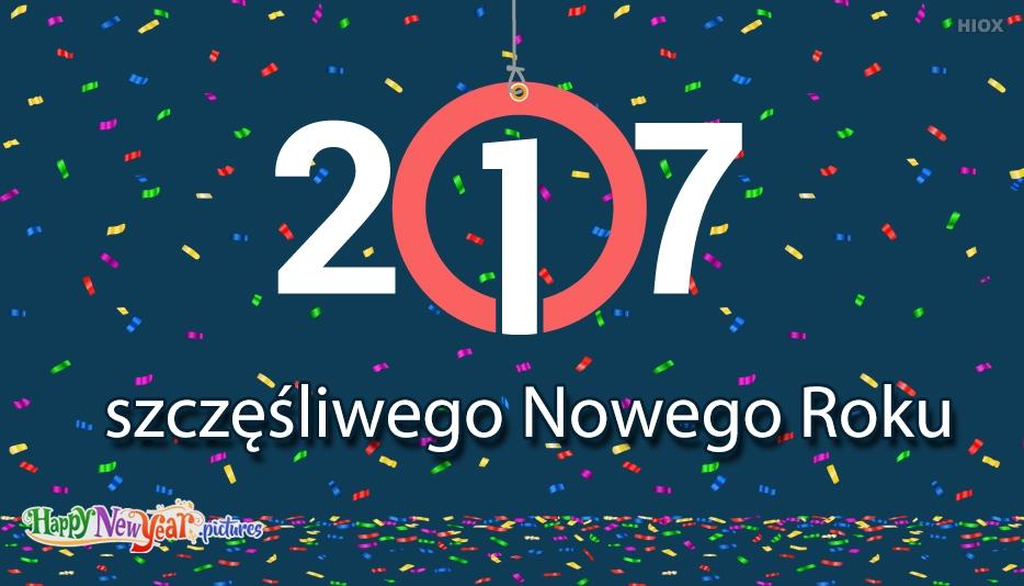 szczęśliwego Nowego Roku Koledzy