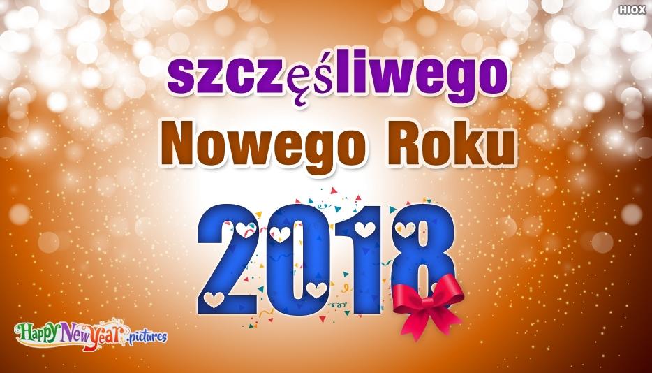 szczęśliwego Nowego Roku Wszystko