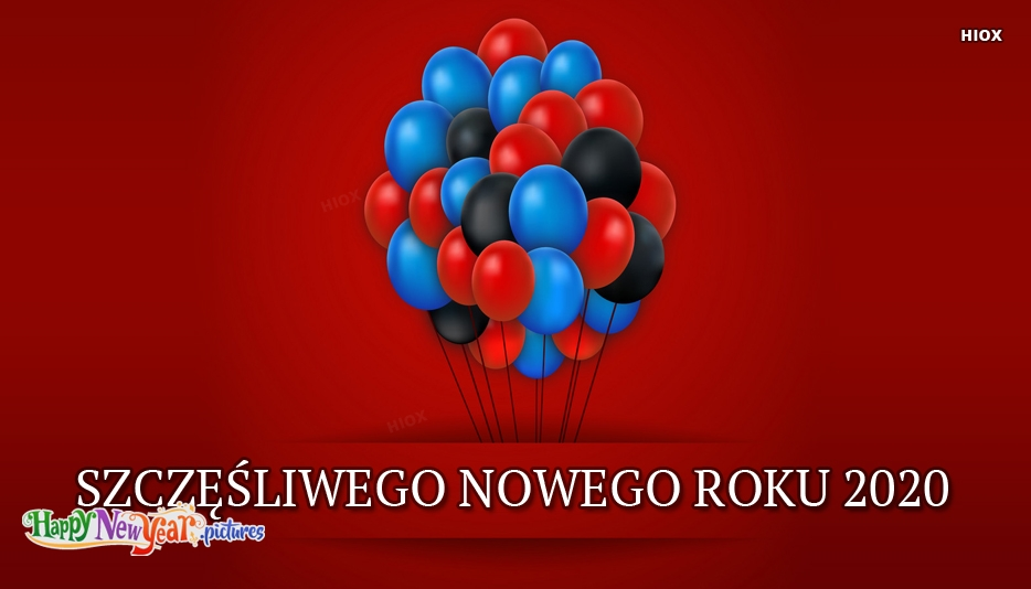 Szczęśliwego Nowego Roku 2020 | Happy New Year In Polish