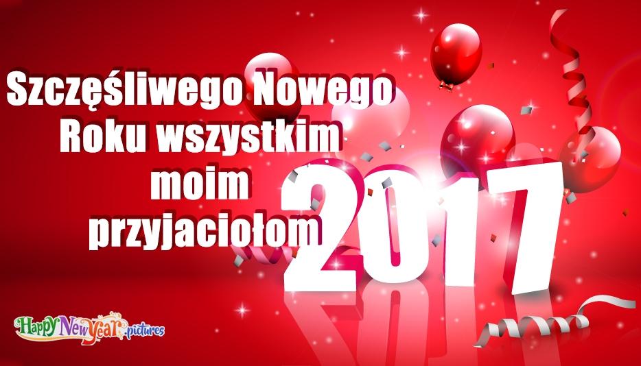 szczęśliwego Nowego Roku Najlepsi Przyjaciele