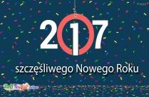 Obrazek Na Szczęśliwego Nowego Roku 2017